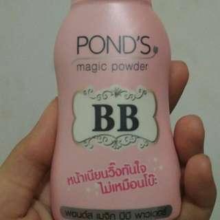 BB Ponds Magic Powder