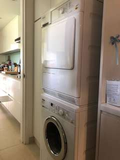 Miele Washer & Dryer (separate units)