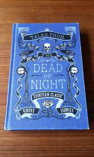 👻Tales from the Dead of Night: 13 Classic Ghost Stories 👻