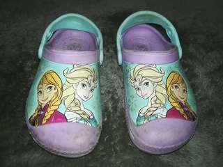 Crocs Frozen clogs