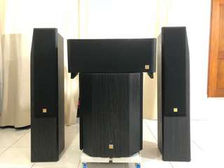 Onkyo THX Home Theatre System. 3.1 Surround System.