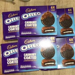 Oreo Cadbury