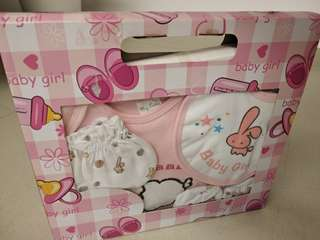 BNIB Baby Girl Gift Set