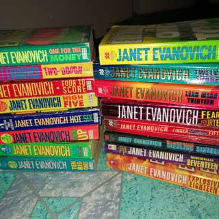 Perfect Summer Reads: Stephanie Plum Novels by Janet Evanovich