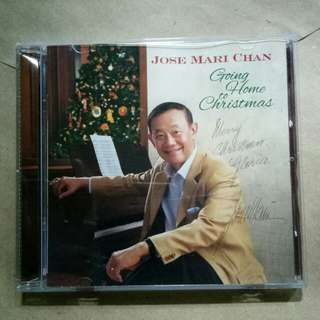 jose mari chan album signed