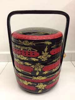 Brand New Vintage Wedding Basket