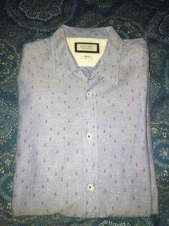 Zara Long Sleeve Polo