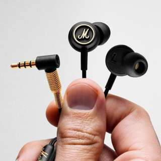 Marshall Mode EQ Earphones Android (Last Stock)