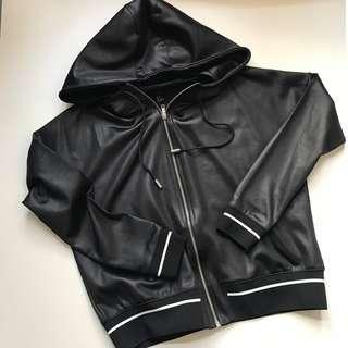 H&M Zip up拉鏈 jacket XS