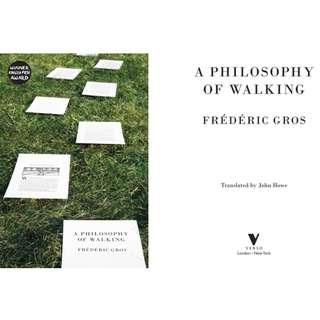 [Ebook] A Philosophy of Walking,' by Frédéric Gros [Epub]