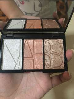 NARS highlighter palette