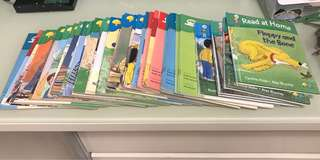 Oxford Reading Tree stage 1-3 (60books)
