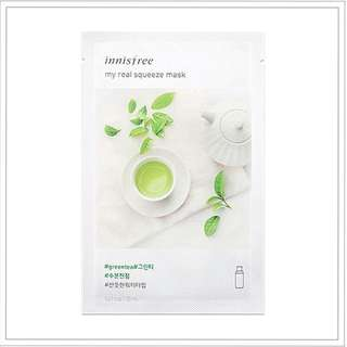 INNISFREE MY REAL - Green Tea