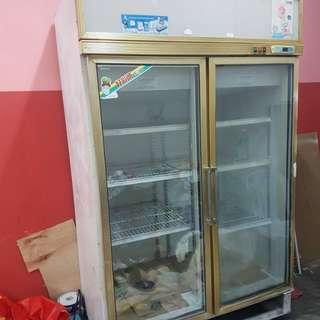 Chiller 2 door for sale