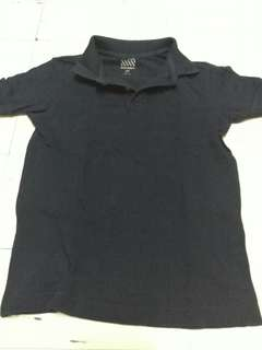 Old Navy dark blue shirt