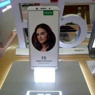 Kredit Oppo F5 Cashback