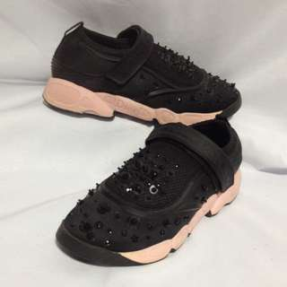 DIOR Fusion Sneakers Size 36
