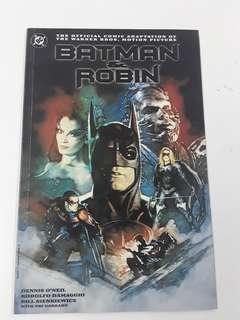 Batman and Robin (1997 Movie)
