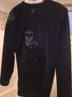 Drake OVO Hockey Jersey - black