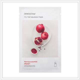 INNISFREE MY REAL - Pomegranate