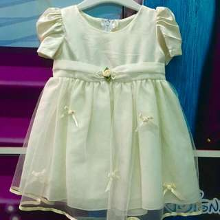 Preloved Baby Flower Girl Dress