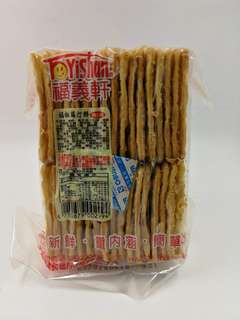 ✈大玩台灣代購✈福義軒福椒蘇打餅300g