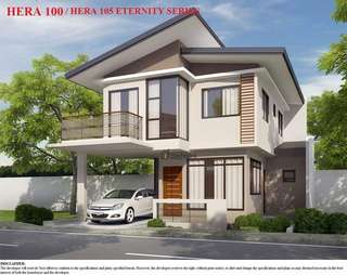 HOUSE AND LOT IN TALISAY LOCATED NEAR SRP!