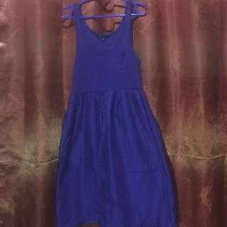 Gap Violet Dress