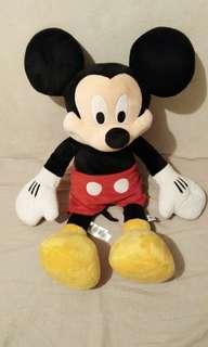 Disneyland Paris Mickey Mouse Stuffed Toy
