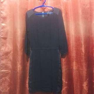 Zara 3/4 Dress