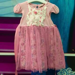 Preloved JBaby Girl Dress