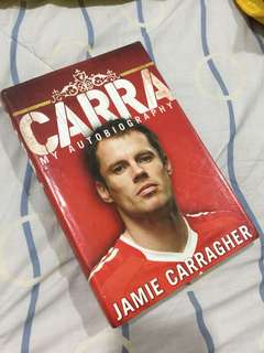 Carra My Autobiography Liverpool FC