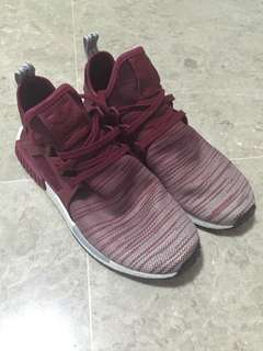 Willing to trade or sell my Adidas nmd xr1