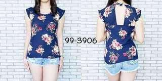 Classic Blouse 6 (Square Back Collection)