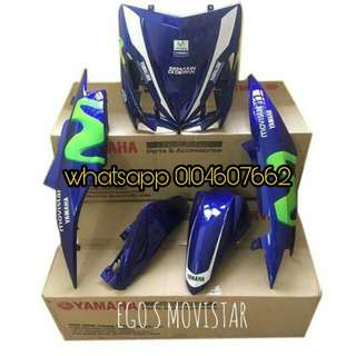 Ego S Movistar Coverset