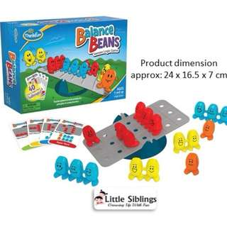 ThinkFun - Balance Beans - Seesaw Logic Game