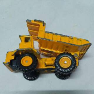 Off Road Dump Truck Tomica