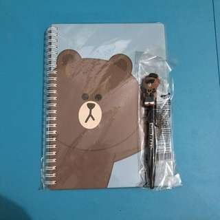 Notebook BROWN EDITION