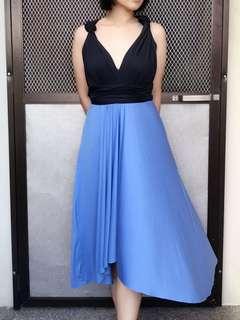 Elegant Infinity Dress
