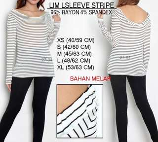 Branded Lim Longsleeve stripe