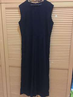 Black Overall (jumpsuit)