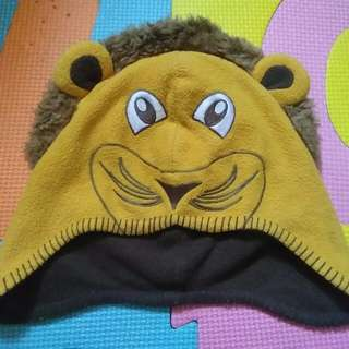 Lion Bonnet