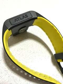 Atlas Wristband Watch (Fitness Tracker)