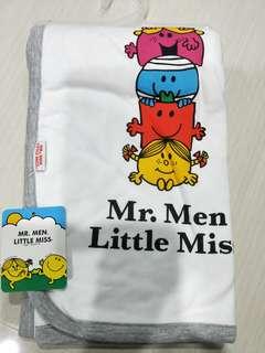 BN Fox Mr. Men Little Miss Blanket