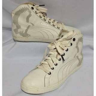 Authentic ALEXANDER MCQUEEN PUMA Sneakers Size UK6, EUR40, US 7 1/2
