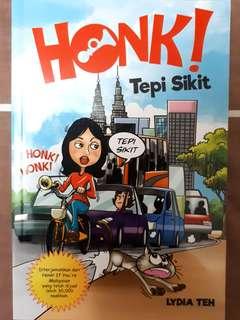 Brand New Honk! Tepi Sikit Book