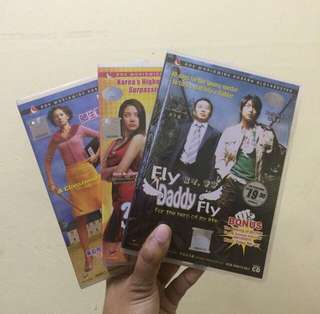 3 For RM 15 : Assorted k-movies