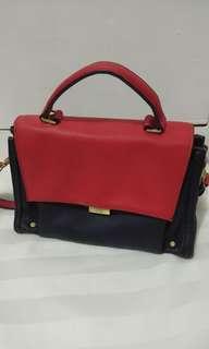 florelli two way hand bag