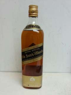 Johnnie Walker Black Label Special 尊尼獲加金頭 750ml