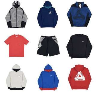 Palace remaining drops
